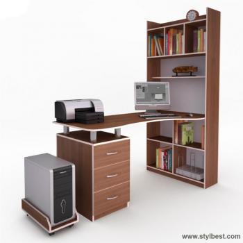 Комп'ютерний стіл FLASHNIKA Флеш 35
