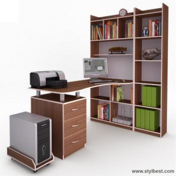 Компьютерный стол - Флеш 37