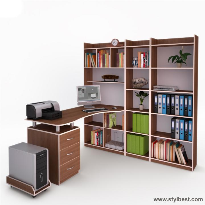 Комп'ютерний стіл FLASHNIKA Флеш 39
