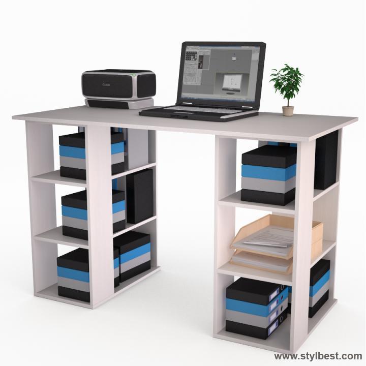 Комп'ютерний стіл FLASHNIKA Флеш 44