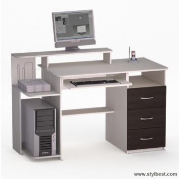 Компьютерный стол FLASHNIKA Микс 49