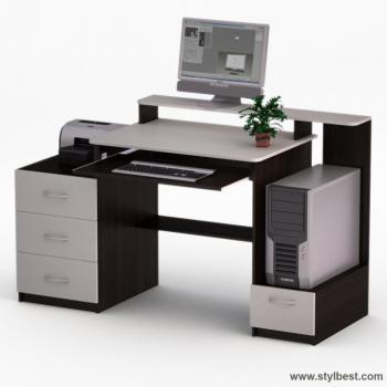 Компьютерный стол FLASHNIKA Микс 50