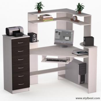 Компьютерный стол - Флеш 50
