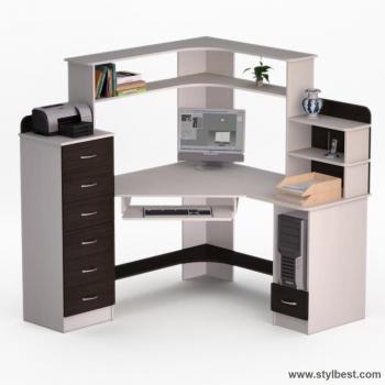 Компьютерный стол FLASHNIKA Флеш 51