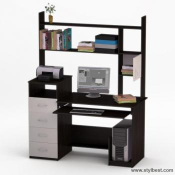 Компьютерный стол - Флеш 52