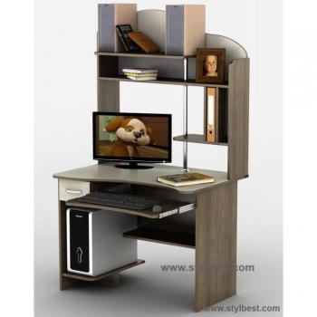 Компьютерный стол Тиса Мебель СК - 8