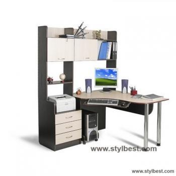 Стол компьютерный Тиса Мебель СК - 12