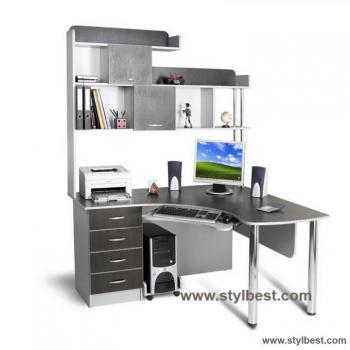 Стол компьютерный Тиса Мебель СК - 13