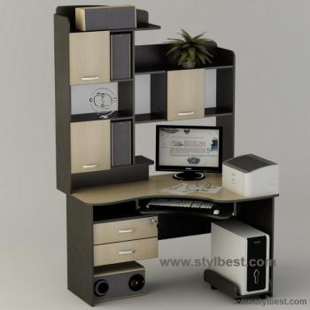 Стол компьютерный Тиса Мебель СК - 19