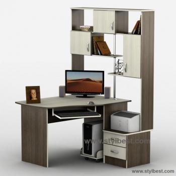 Стол компьютерный Тиса Мебель Тиса-5