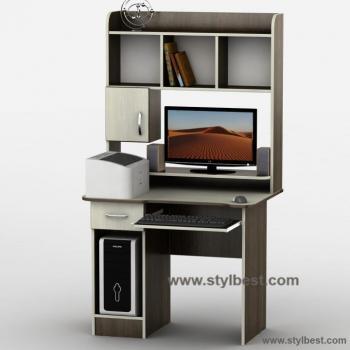 Компьютерный стол Тиса Мебель Тиса-13