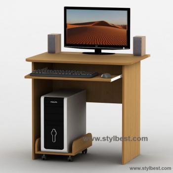 Компьютерный стол Тиса Мебель Тиса-16
