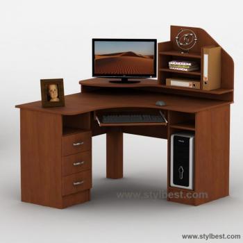 Стіл комп'ютерний Тиса Меблі Тиса-20