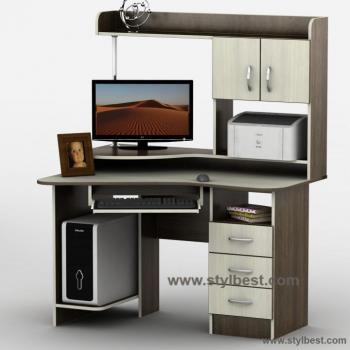 Компьютерный стол Тиса Мебель Тиса-21