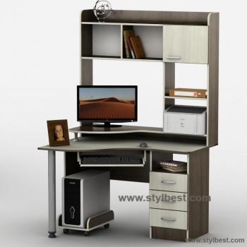 Комп'ютерний стіл Тиса Меблі Тиса-22