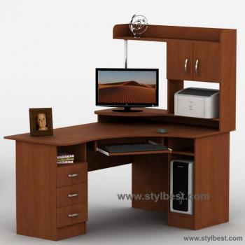 Стіл комп'ютерний Тиса Меблі Тиса-23