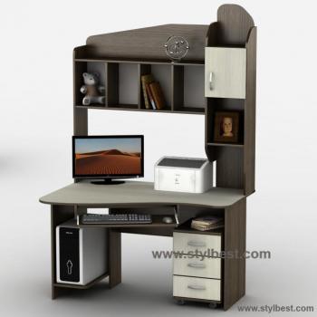 Комп'ютерний стіл Тиса Меблі Тиса-27
