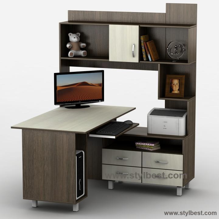компьютерный стол для двоих угловой стол для двоих магазин Stylbest