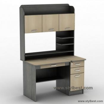 Компьютерный стол СУ-11 Тиса Мебель