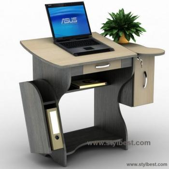 Компьютерный стол Тиса Мебель СУ-2