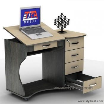 Комп'ютерний стіл Тиса Меблі СУ-6К