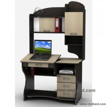 Компьютерный стол Тиса Мебель СУ-7