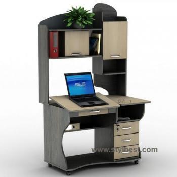 Комп'ютерний стіл Тиса Меблі СУ-7К