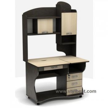 Компьютерный стол Тиса Мебель СУ-7К