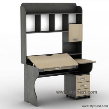 Компьютерный стол Тиса Мебель СУ-9