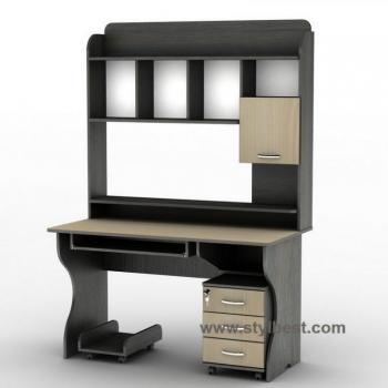 Компьютерный стол Тиса Мебель СУ-10