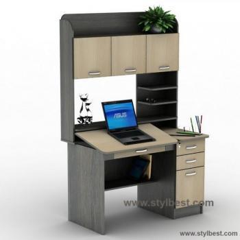 Компьютерный стол Тиса Мебель СУ-11