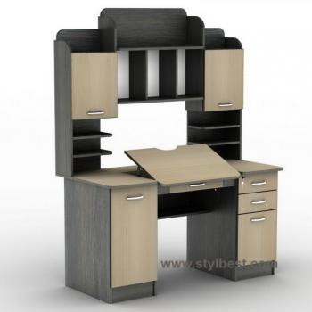 Компьютерный стол Тиса Мебель СУ-13
