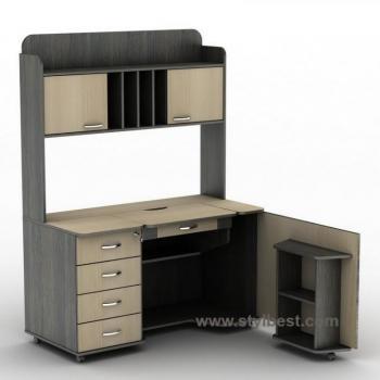 Комп'ютерний стіл Тиса Меблі СУ-15