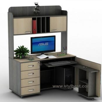 Комп'ютерний стіл Тиса Меблі СУ-16