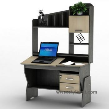 Компьютерный стол Тиса Мебель СУ-20 Комфорт