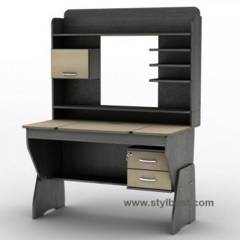 Компьютерный стол Тиса Мебель СУ-21 Сенс