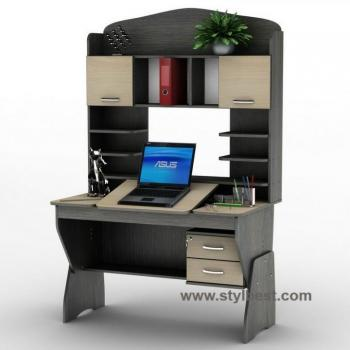 Комп'ютерний стіл Тиса Меблі CУ-22 Елегант