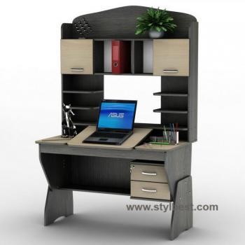 Компьютерный стол Тиса Мебель CУ-22 Элегант