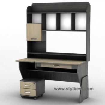 Компьютерный стол Тиса Мебель СУ-23 Макси