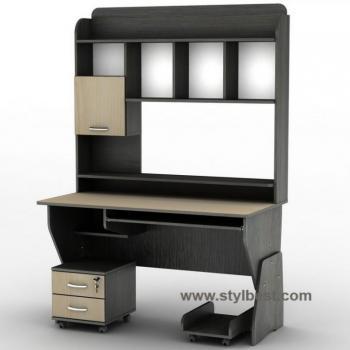 Компьютерный стол Тиса Мебель СУ-24  Олимп