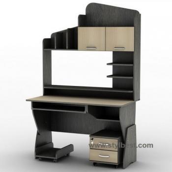 Компьютерный стол Тиса Мебель СУ-26 Оптима