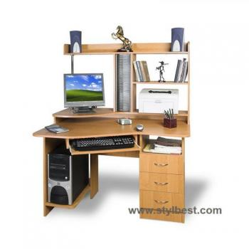 Компьютерный стол Тиса Мебель Контур