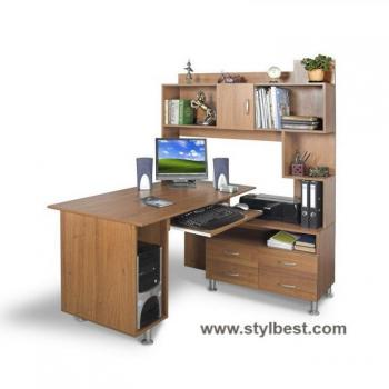 Компьютерный стол Тиса Мебель Моби