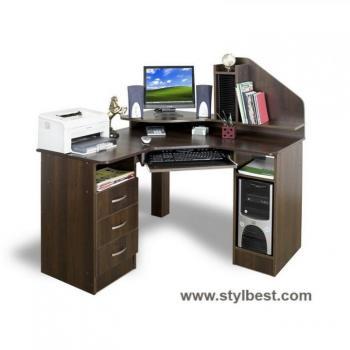 Комп'ютерний стіл Тиса Меблі СК - 120