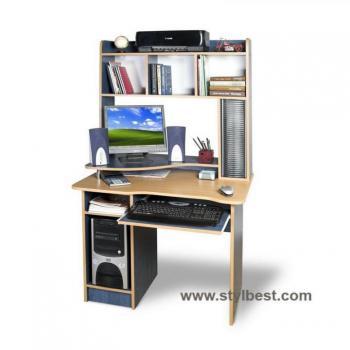 Комп'ютерний стіл Тиса Меблі СКМ - 2