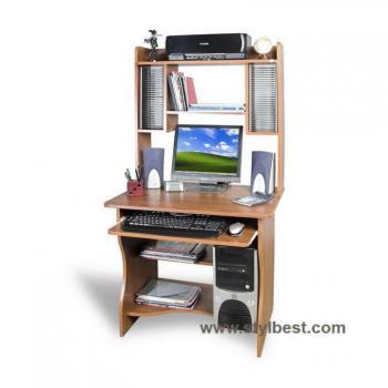 Компьютерный стол Тиса Мебель СКМ - 4