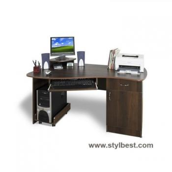 Компьютерный стол Тиса Мебель СКТ - 4