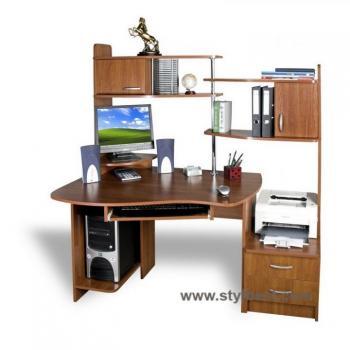 Компьютерный стол Тиса Мебель СПТ  - 1