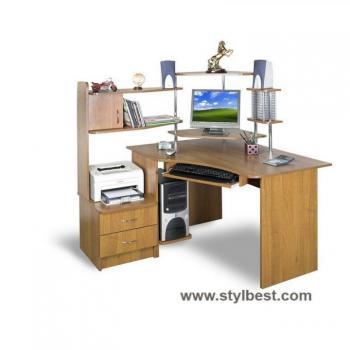 Компьютерный стол Тиса Мебель СТУ - 3