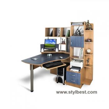 Компьютерный стол Тиса Мебель Эксклюзив - 3